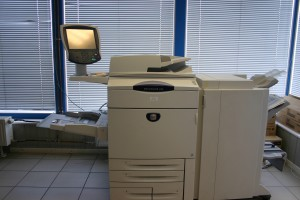 Digitr�kimasin Xerox 252